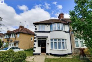 Dudley Road,  HARROW, Greater London, HA2 0PS
