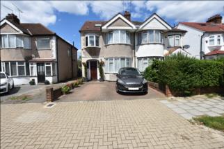 Corfe Avenue,  HARROW, Greater London, HA2 8TA