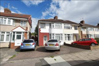 Walton Avenue,  HARROW, Greater London, HA2 8QY