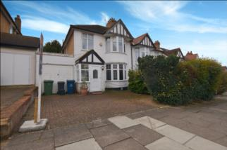 Wood End Avenue,  HARROW, Greater London, HA2 8NX